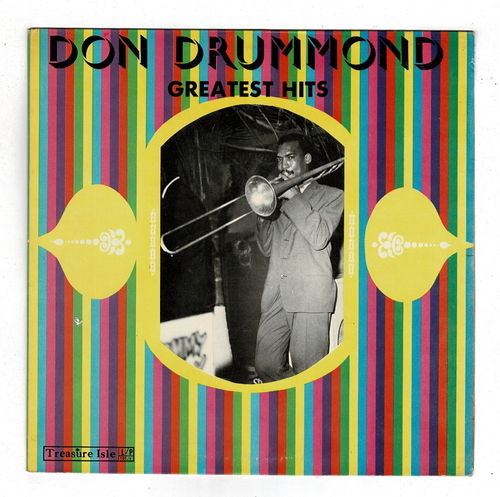 DON DRUMMOND-greatest hits