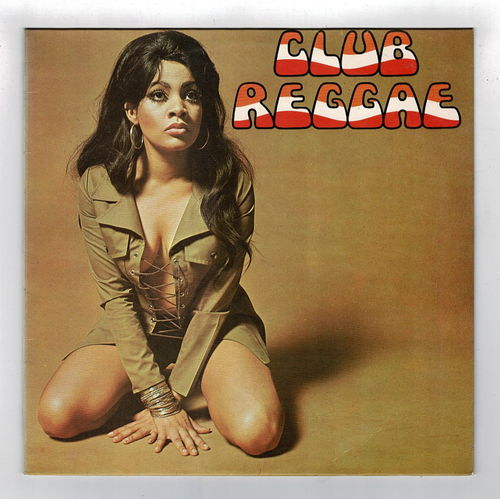 VARIOUS-club reggae