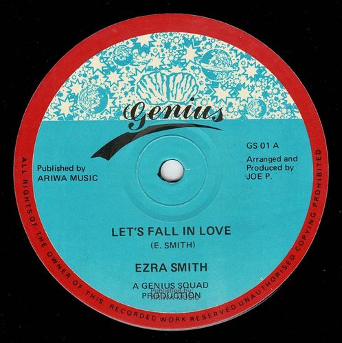 EZRA SMITH-let's fall in love