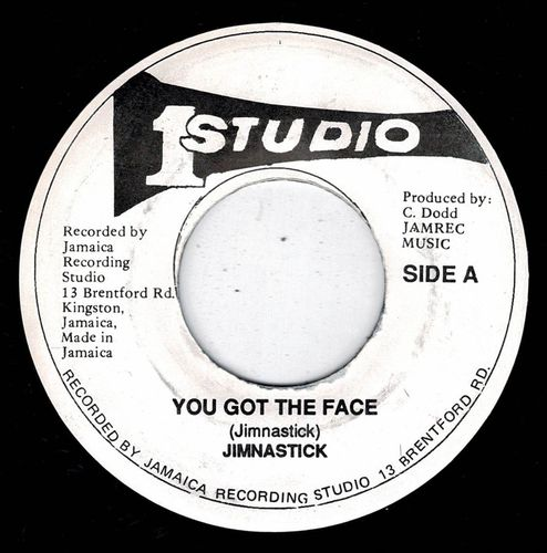 JIMNASTICK-you got the face