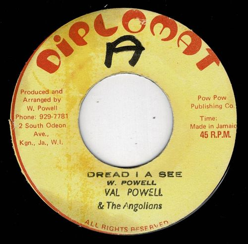 VAL POWELL-dread i a see