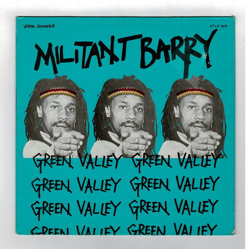 MILITANT BARRY-green valley