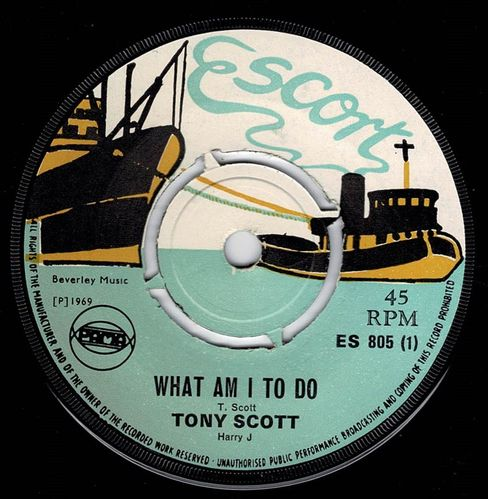 TONY SCOTT-what am i to do