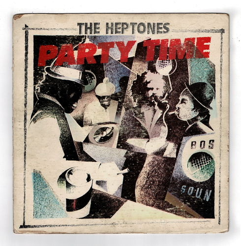 HEPTONES-party time