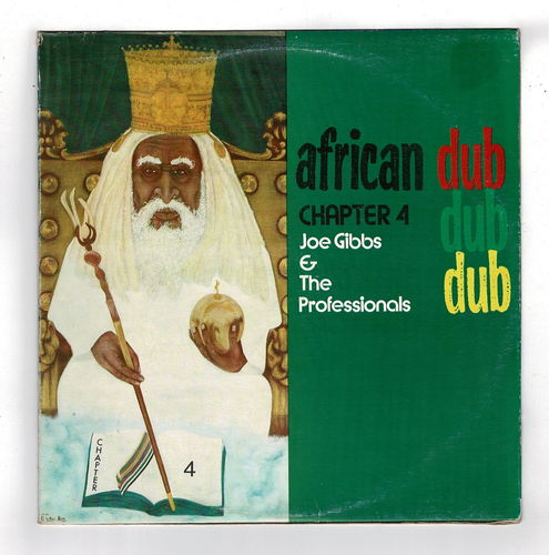 JOE GIBBS & PROFESSIONALS-african dub chapter 4