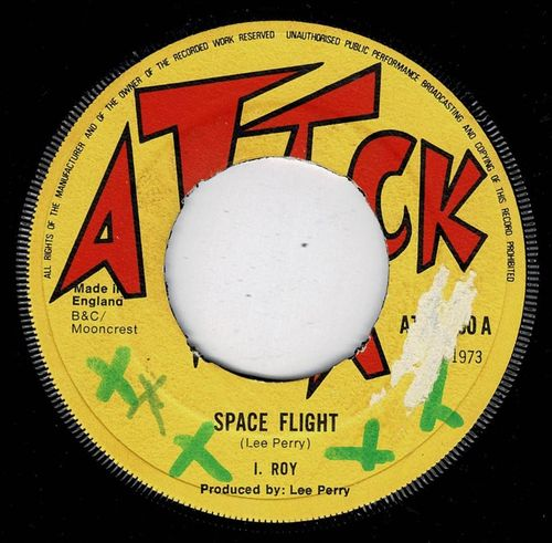 I ROY-space flight