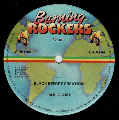 PABLO GAD-black before creation