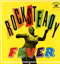 VARIOUS-rock steady fever