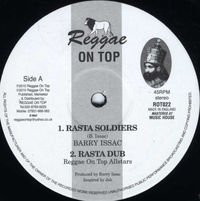 BARRY ISSAC-rasta soliders