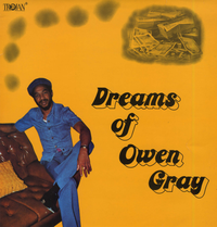 OWEN GRAY-dreams of owen gray