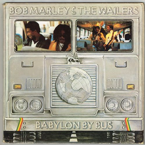 BOB MARLEY-babylon by bus (with poster)