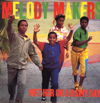 MELODY MAKERS-met her on a rainy day