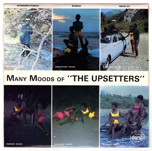 UPSETTERS-many moods of the upsetters