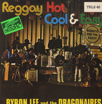 BYRON LEE-reggay hot cool & easy