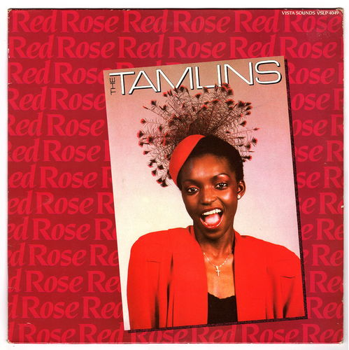 TAMLINS-red rose