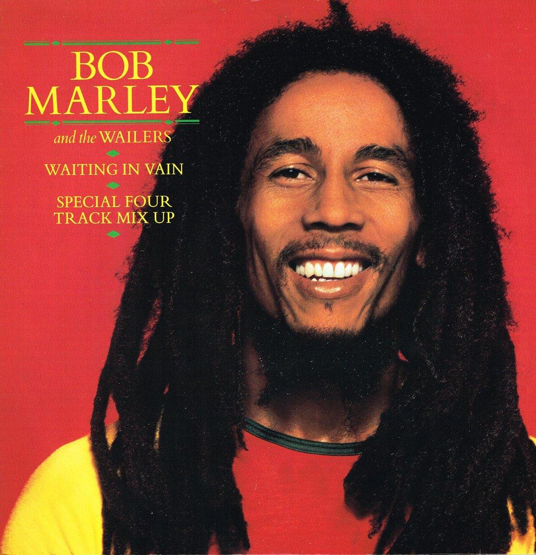 Bob Marley Waiting In Vain Shm Records