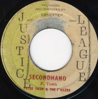 PETER TOSH & WAILERS-brand new second hand