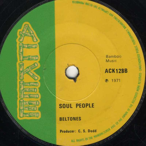 BELTONES-soul people