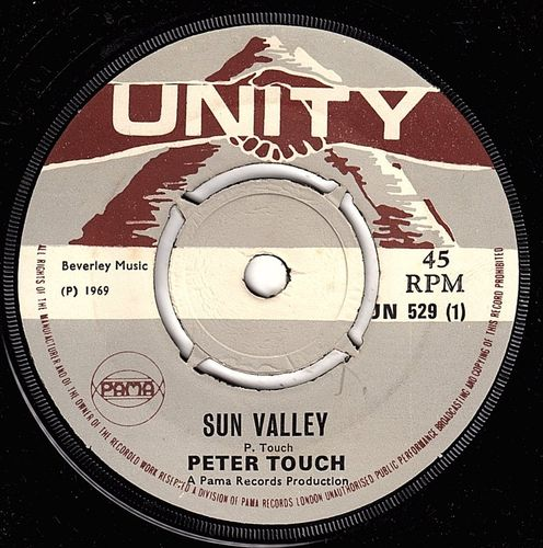 PETER TOSH-sun valley