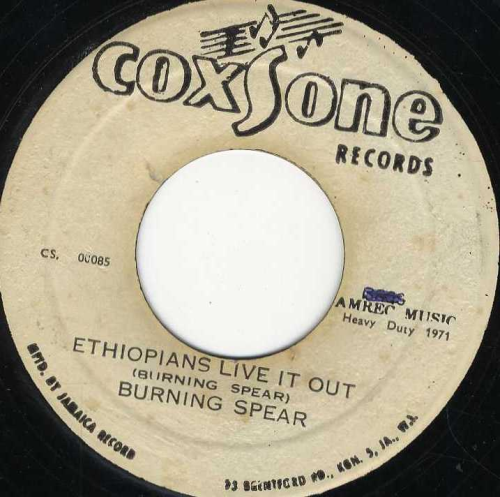 BURNING SPEAR-ethiopians live it out