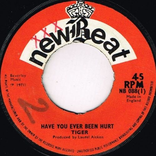 TIGER-have you ever been hurt