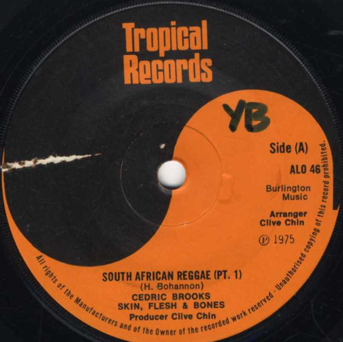 CEDRIC BROOKS-south african reggae