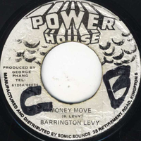 BARRINGTON LEVY-money move