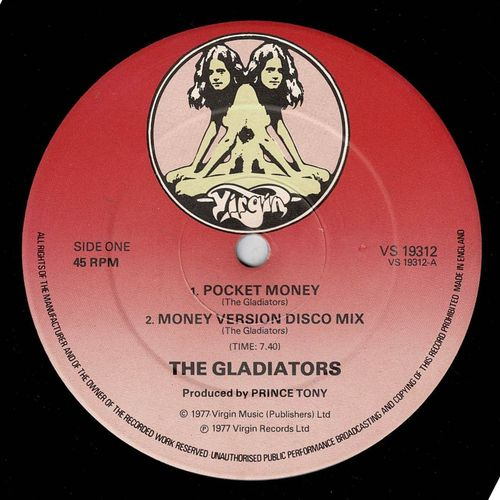 GLADIATORS-pocket money