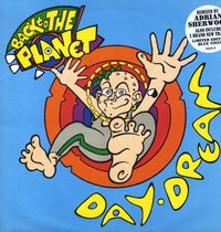 BACK TO THE PLANET-day dream (blue vinyl)