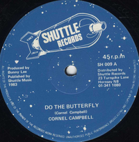 CORNEL CAMPBELL-do the butterfly