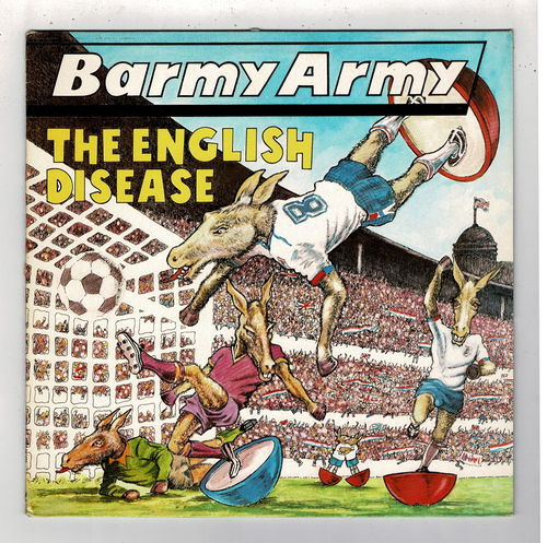 BARMY ARMY-the english disease