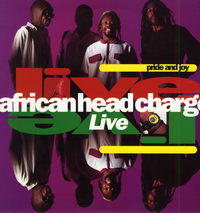 AFRICAN HEAD CHARGE-live