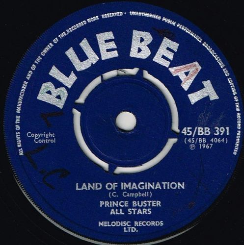 PRINCE BUSTER-land of imagination