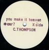 CAROL THOMPSON-you make it heaven