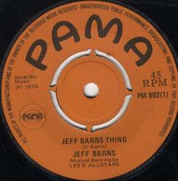 JEFF BARNS-jeff barns thing