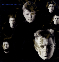 MADNESS-mad not mad (autographed copy)