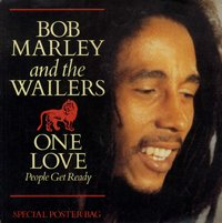 BOB MARLEY-one love (poster bag cover)