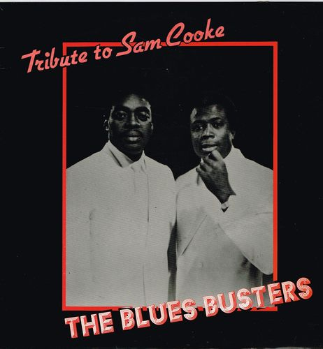 BLUES BUSTERS-tribute to sam cooke