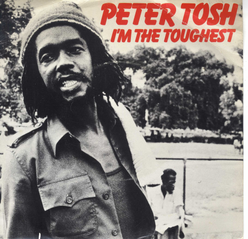 PETER TOSH-i'm the toughest