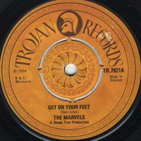 MARVELS-get on your feet