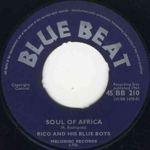 RICO-soul of africa