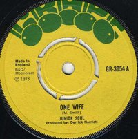 JUNIOR MURVIN (SOUL)-one wife