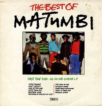 MATUMBI-the best of matumbi