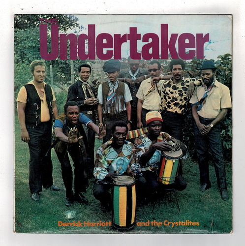 DERRICK HARRIOTT & THE CRYSTALITES-the undertaker
