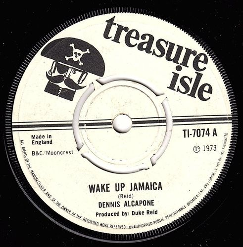 DENNIS ALCAPONE-wake up jamaica