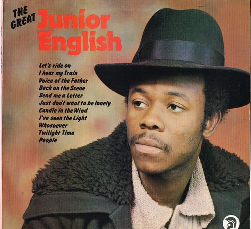 JUNIOR ENGLISH-the great junior english