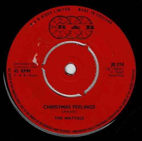 MAYTALS-christmas feelings