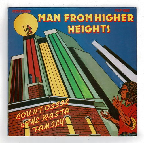 COUNT OSSIE & THE RASTA FAMILY-man from higher heights