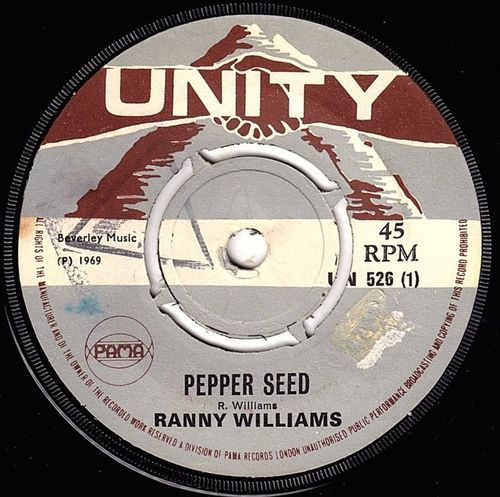 PETER TOSH-pepper seed