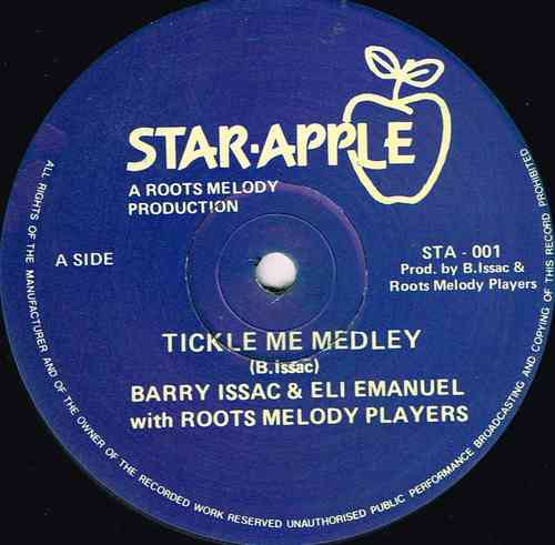 BARRY ISSAC & ELI EMMANUEL-tickle me medley